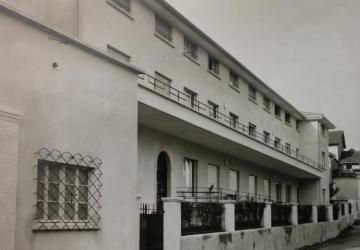 Casa per Anziani - Morbio Inferiore 1983